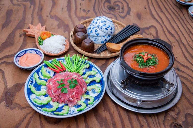 Nhà hàng Ân Nam