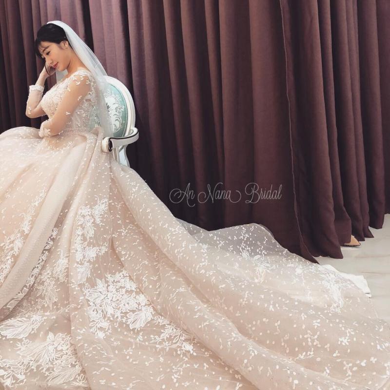 AN NANA Wedding