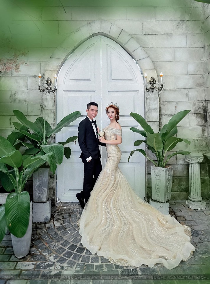 An nguyen bridal