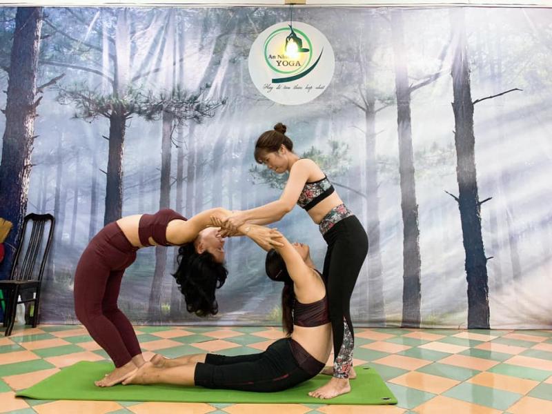 An Nhiên Yoga Tam Kỳ