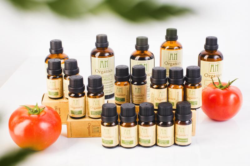 Tinh dầu được sản xuất và bán tại An Organic