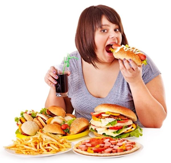 Thèm ăn và tăng cân đột biến