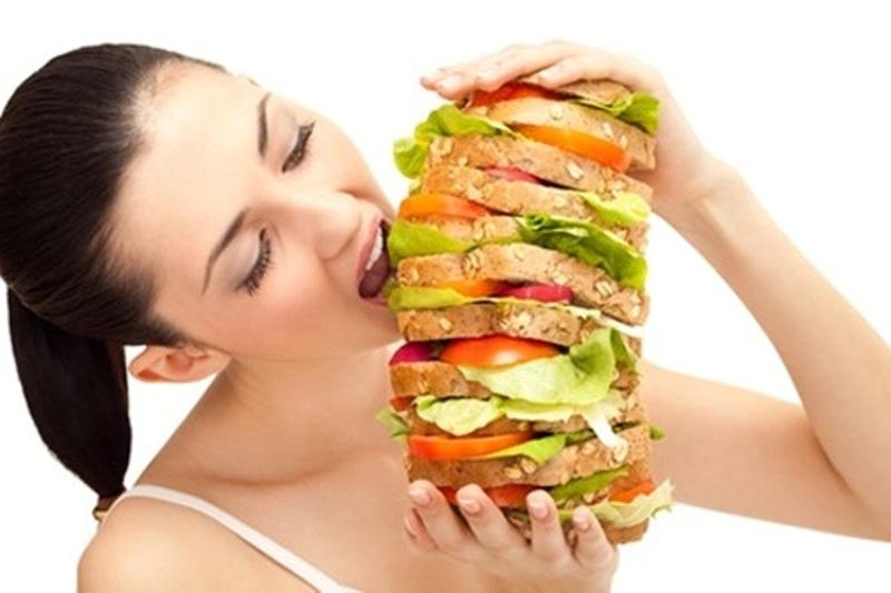 Ăn quá no và quá nhiều rất nguy hại
