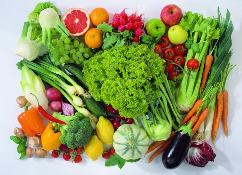 Ăn nhiều rau củ hỗ trợ giảm cân nhanh chóng