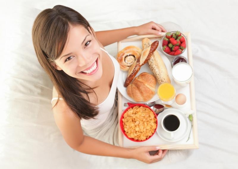 Ăn sáng giúp tăng cường hệ miễn dịch