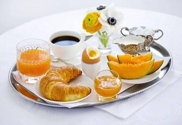 Ăn sáng giúp tăng cường trao đổi chất cho cơ thể