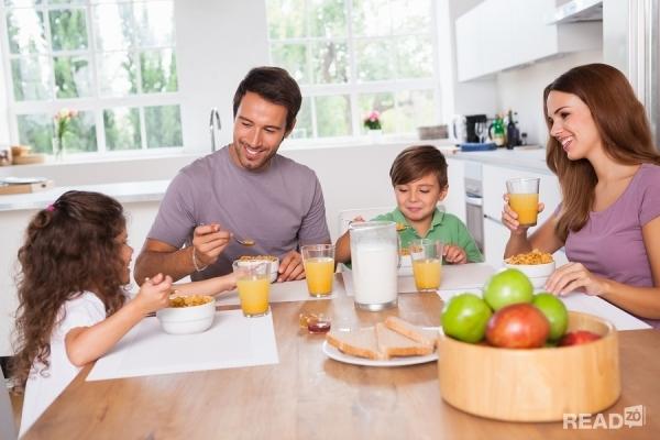 Ăn sáng cũng giúp thanh lọc cơ thể hiệu quả