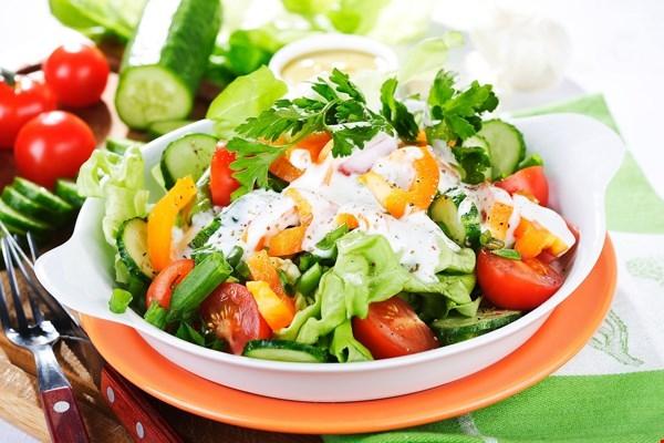 Ăn sáng với trái cây và rau củ giúp bạn tăng cân hiệu quả
