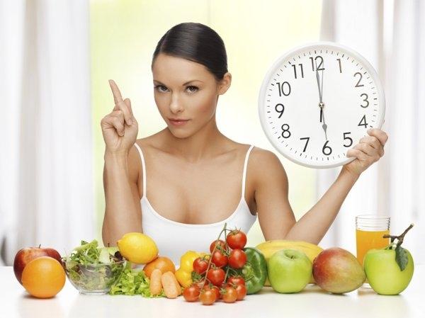 Thời gian lý tưởng để các bữa ăn cách nhau là từ 3 đến 4 tiếng.