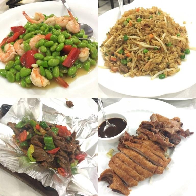 Ăn thức ăn phù hợp vào bữa tối
