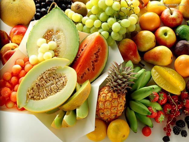 Ăn hoa quả ngọt thay cơm tại sao vẫn béo?
