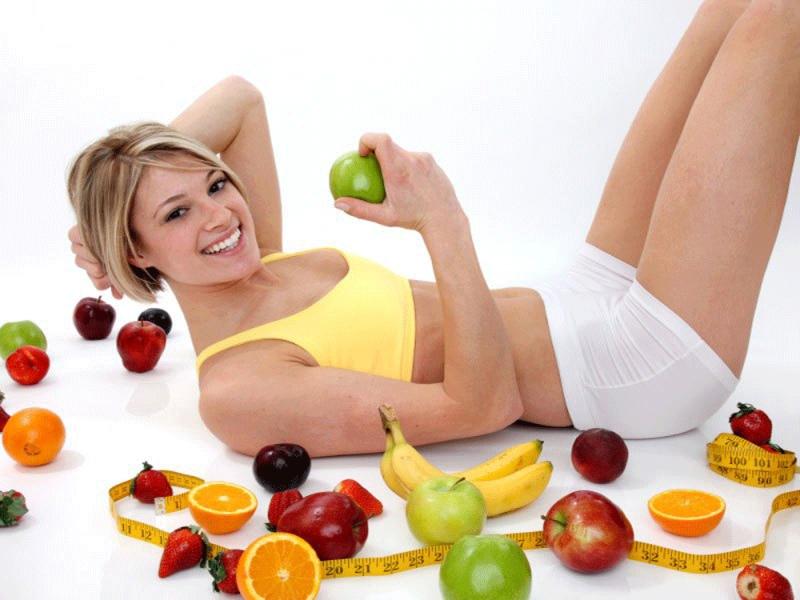 Hãy ăn hoa quả thay vì ăn vặt