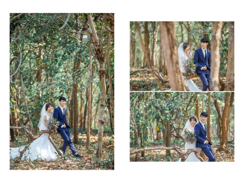 An Trần Wedding