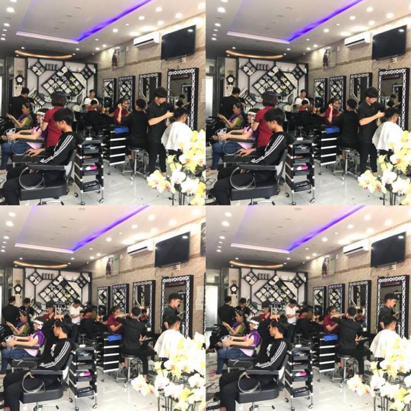 Ấn Tượng Hair Salon