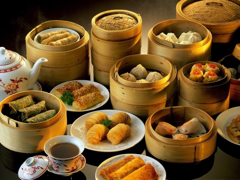 Hongkong là thiên đường ẩm thực