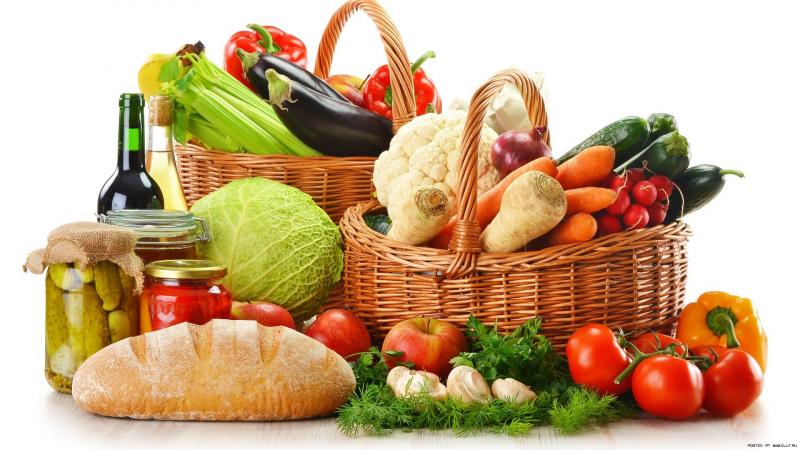Ăn uống đủ dinh dưỡng