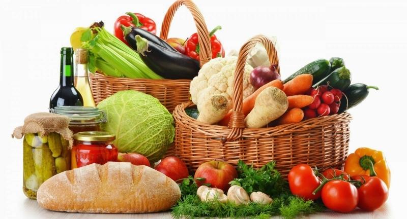 Ăn nhiều rau, củ quả để bổ sung dưỡng chất