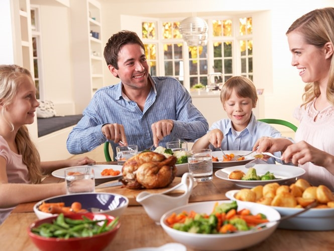 Ăn tại nhà