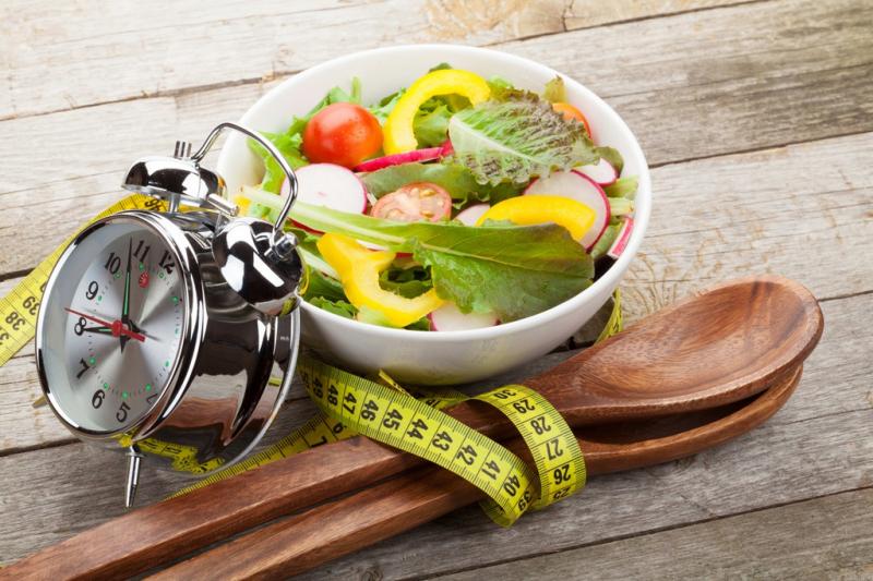 Ăn vào những giờ cụ thể trong ngày giúp hệ tiêu hóa hoạt động hiệu quả nhất