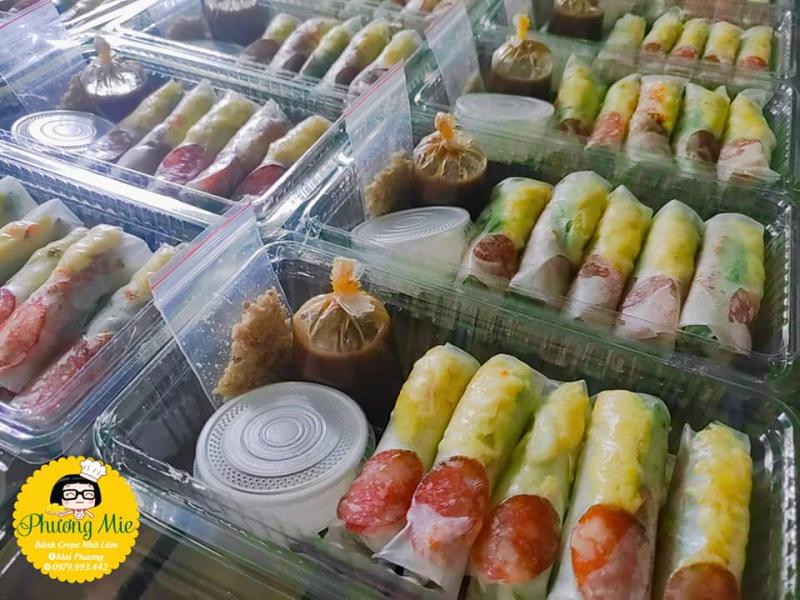 Ăn vặt Châu Đốc - Phương Mie
