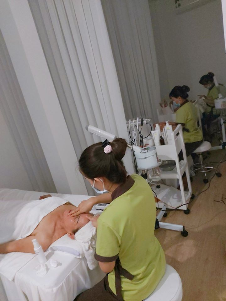 An Yên spa - lady and baby spa