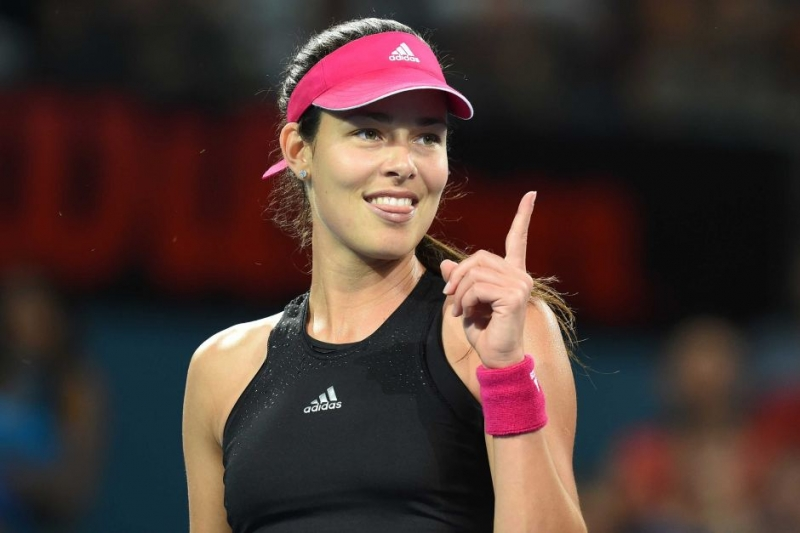Ana Ivanovic là tay vợt nữ xinh đẹp nhất thế giới