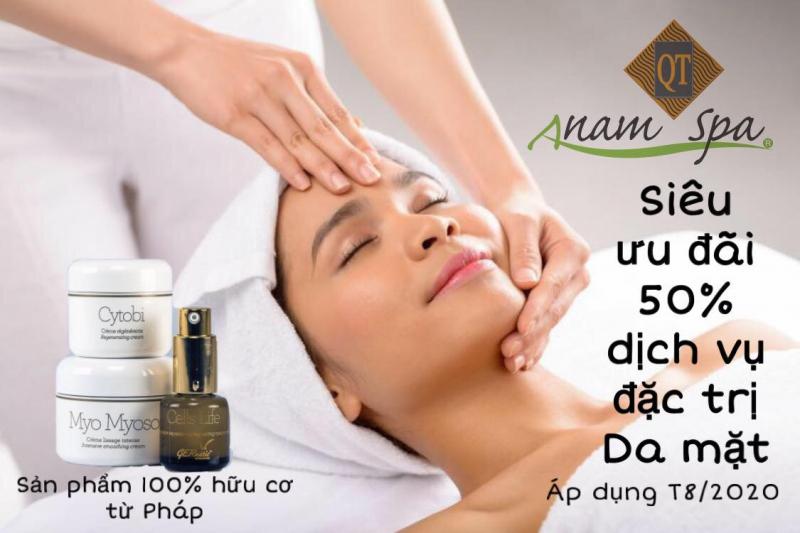 Anam QT Spa