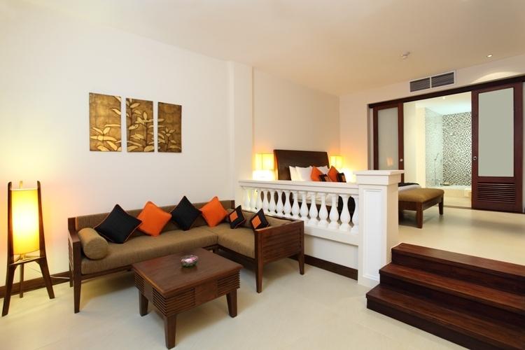 Anantara Hoi An Resort được thiết kế theo phong cách kiến trúc Pháp, Hà Lan, Trung Quốc và Nhật Bản
