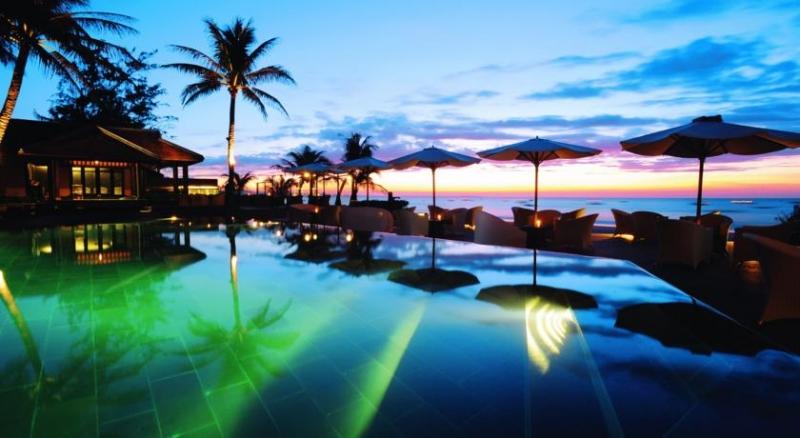 Cảnh hoàng hôn nơi Anantara Mũi Né Resort & Spa – Phan thiết