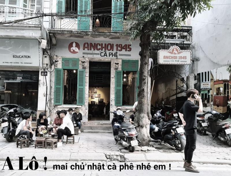 Anchoi 1945 Cà Phê