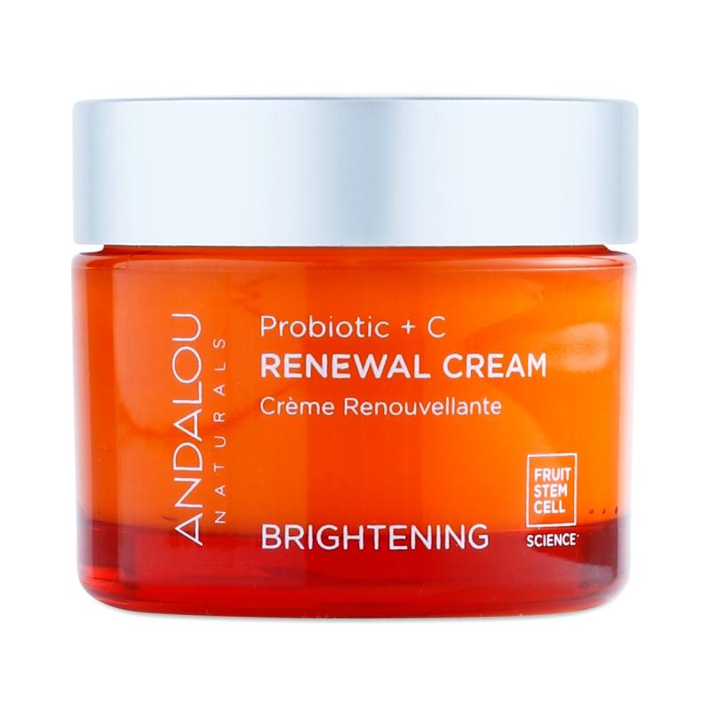 ANDALOU Probiotic + C Renewal Cream