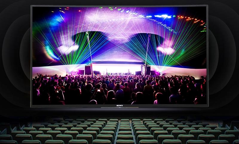 Âm thanh vòm sống động với công nghệ Dolby Digital Plus cùng 2 loa tổng công suất 20W