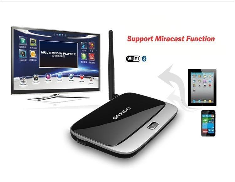 Sản phẩm mang đến chất lượng hình ảnh cực tốt với màn hình hiển thị Full HD