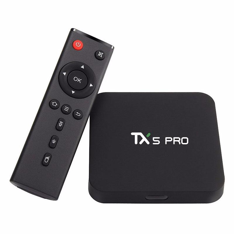 Android Tivi Box TX5 Pro là một chiếc TV Box nổi bật ở phân khúc bình dân