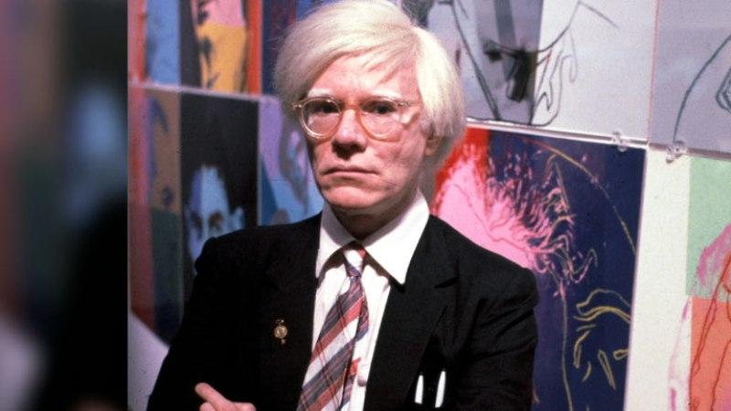 Andy Warhol (1928 – 1987)
