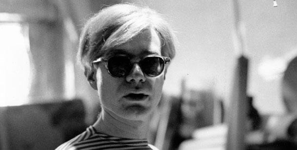 Họa sĩ Andy Warhol
