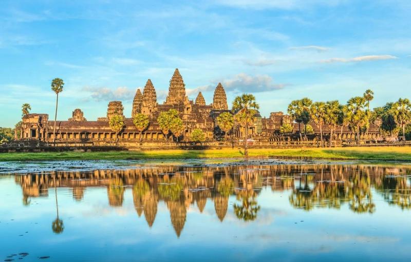 Angkor Wat- Campuchia