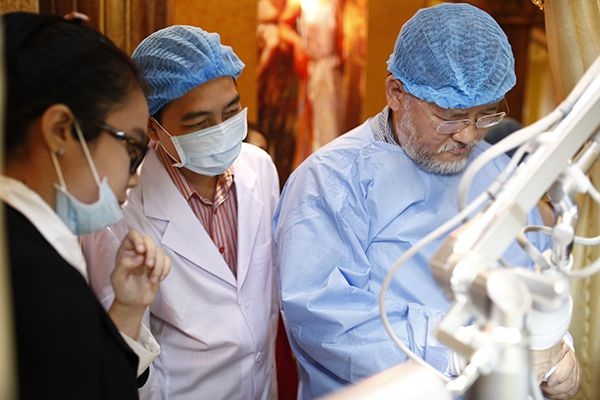 Angel Beauty -  trường dạy chăm sóc da uy tín và chất lượng nhất TP. HCM