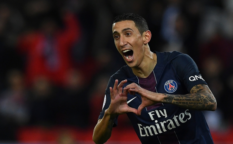 Angel Di Maria (PSG) - 900,000