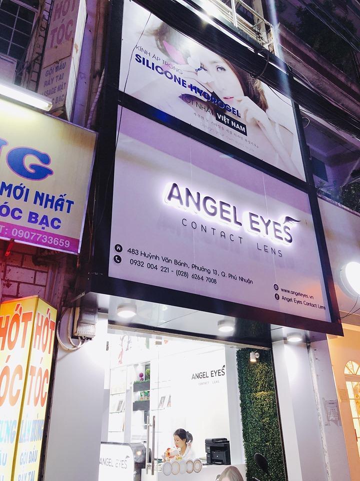 Cửa hàng của Angel Eyes Contact Lens tại tp Hồ Chí Minh
