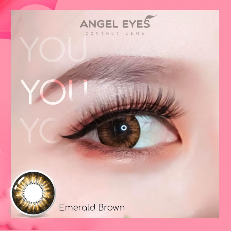 Angel Eyes Contact Lens