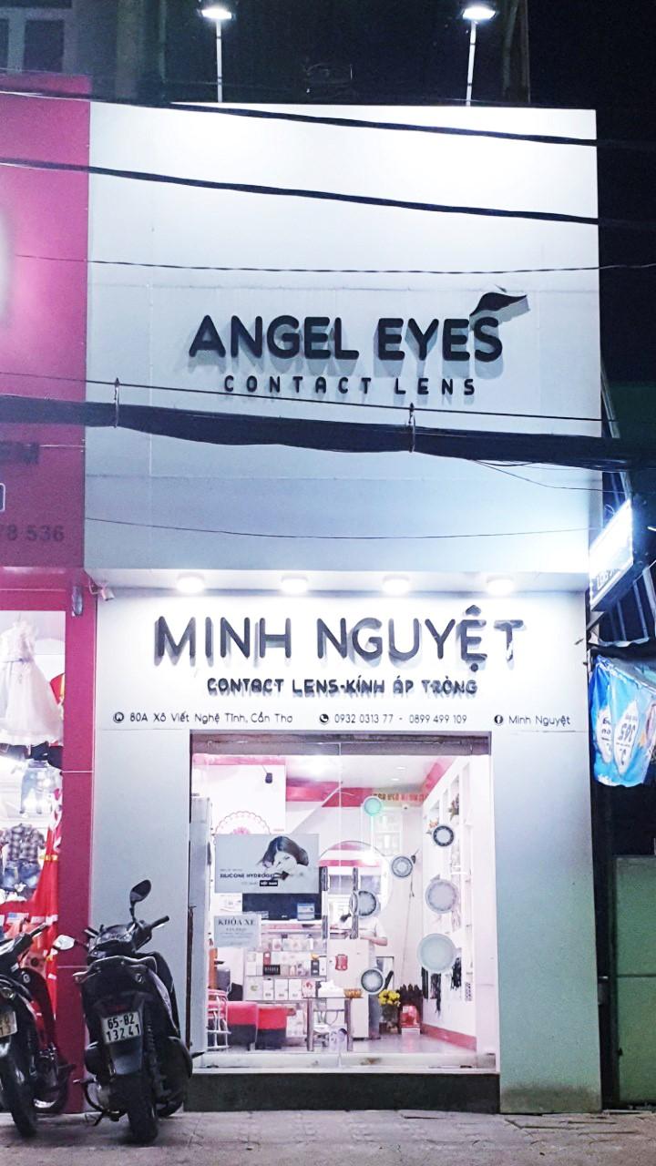 Cửa hàng lens Angel Eyes Contact Lens