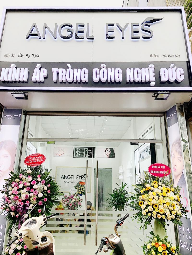 Angel Eyes Contact Lens Hà Nội