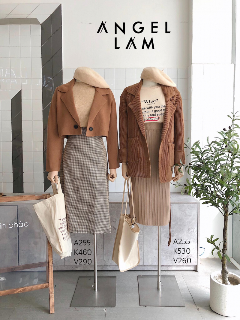 Shop thời trang nữ ANGLE LAM