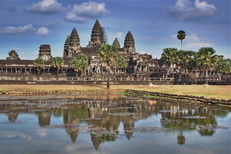 Angkor (Campuchia)