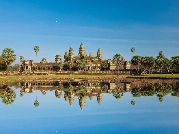 Angkor Wat (Campuchia)