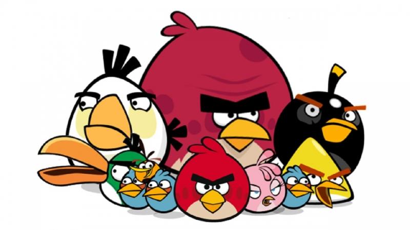 Angry Birds Rio- Những chú chim nổi giận