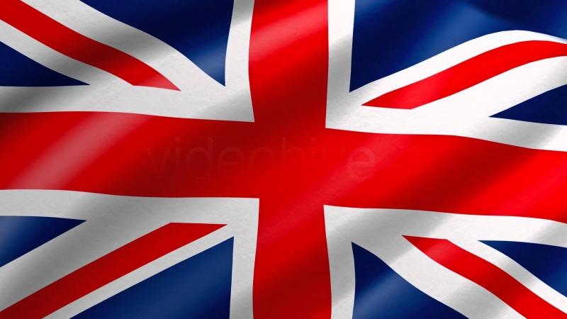 Quốc kì của nước Anh