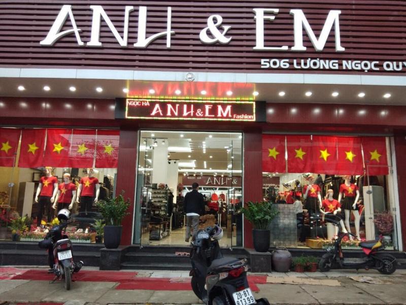 Cửa hàng Anh & Em