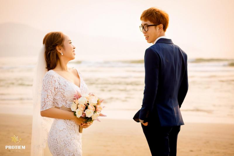 Ảnh cưới Đà Nẵng Protiem - Studio